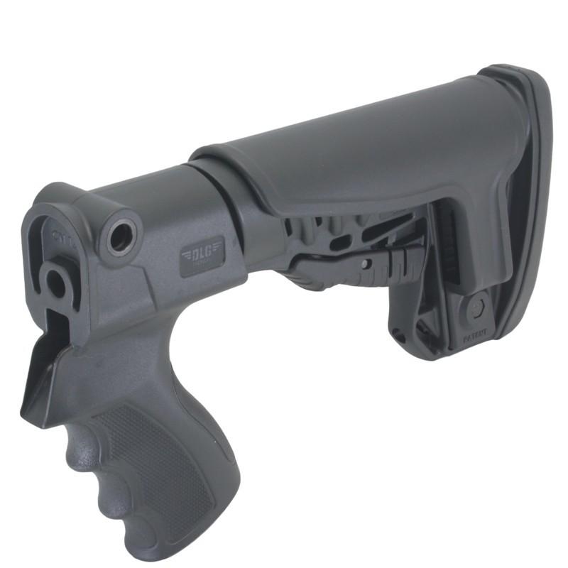 Приклад пластик МР-153, -133, DLG Tactical