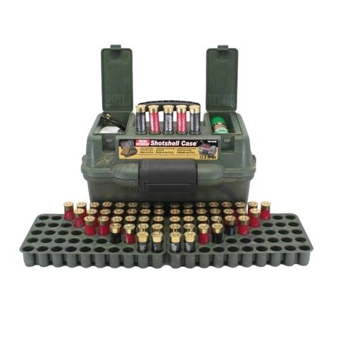 Кейс для патронов 12 и 20 калибра, MTM