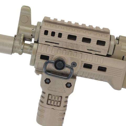 Слот под QD-антабку M-LOK на оружии