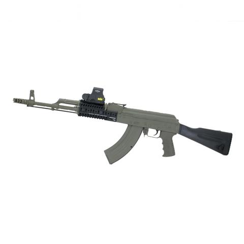 Цевье зенитка Б 10 У на оружии