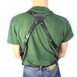 размещение лямок на спине
