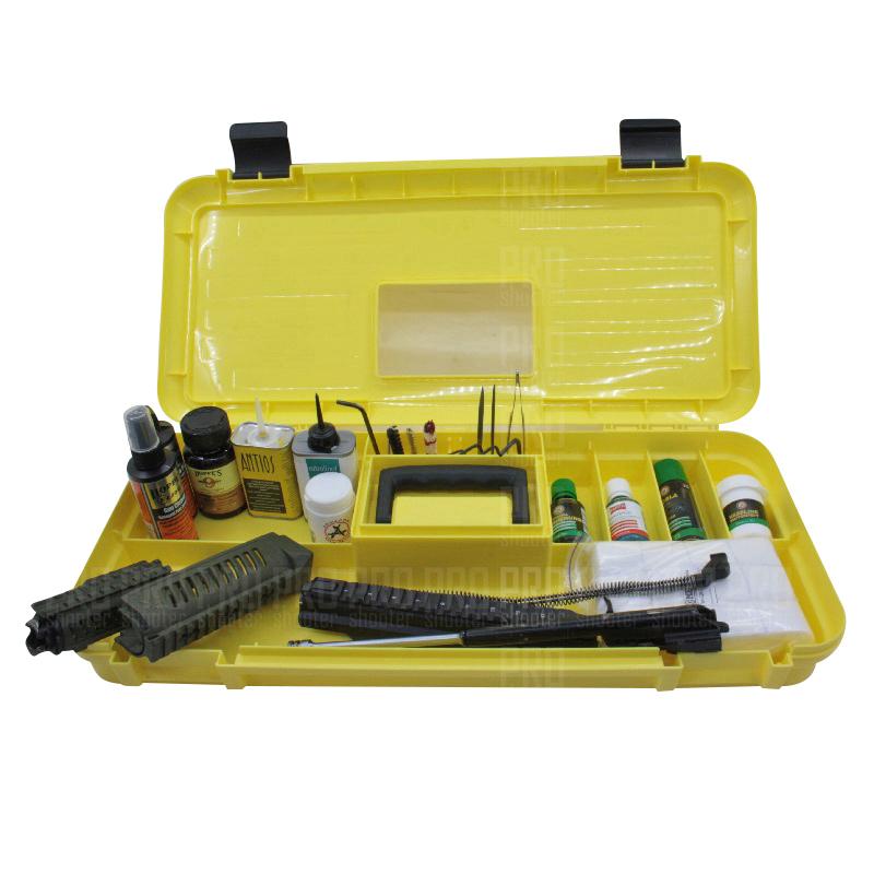 Ящик с подставкой для чистки оружия, Калибр