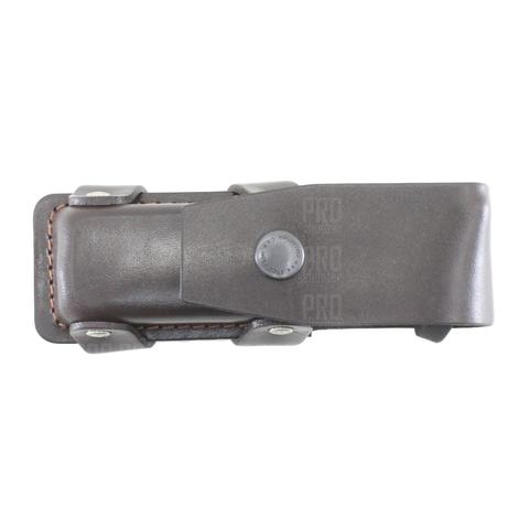 Подсумок для пистолетных магазинов Викинг, Grand Power T10 и T12, Ярыгин, ГШ-18 кожаный, горизонтальный