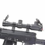 Кольца AccuShot 30 высокие на оружии