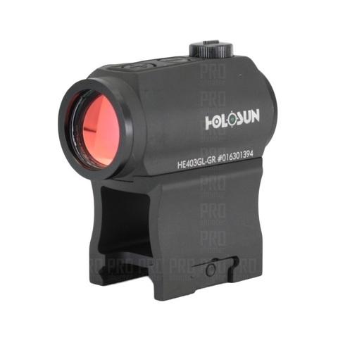 Коллиматорный прицел HE403GL-GR, Holosun