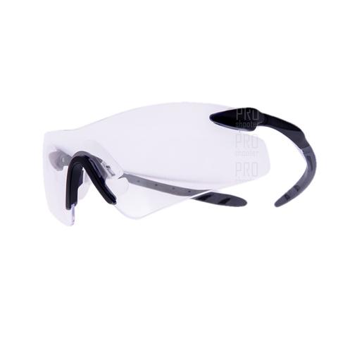 Стрелковые очки Rotator, Pyramex прозрачные