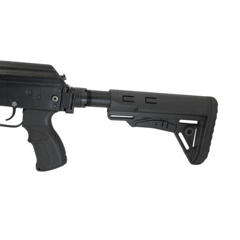 Приклад TBS Sharp от DLG Tactical на оружии