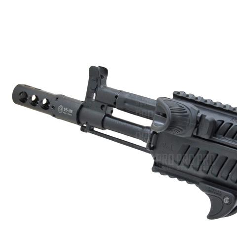 ДТК VR-05 7,62 M24х1,5 на оружии