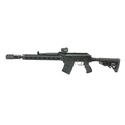 Aimpoint h 1 на оружии
