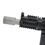 Дожигатель VR-DT на оружии, Вектор-7,62