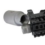 Дожигатель VR-DT с дульным срезом оружия, Вектор-7,62