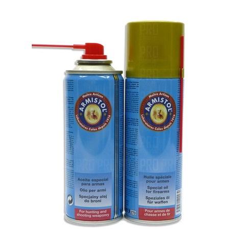 Оружейное масло Armistol, аэрозоль 200 мл