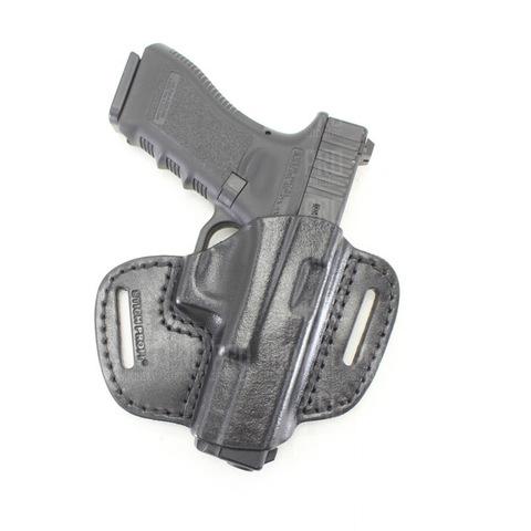Кобура для Glock 17 поясная, Стич Профи, модель №1