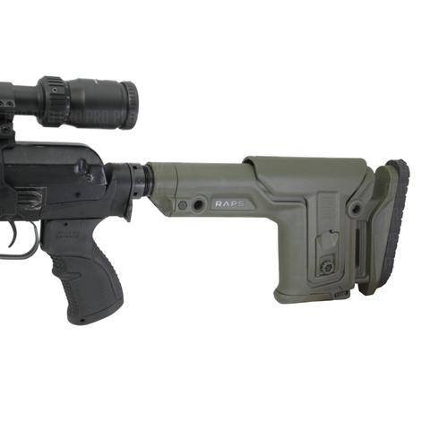 Приклад RAPS на оружии