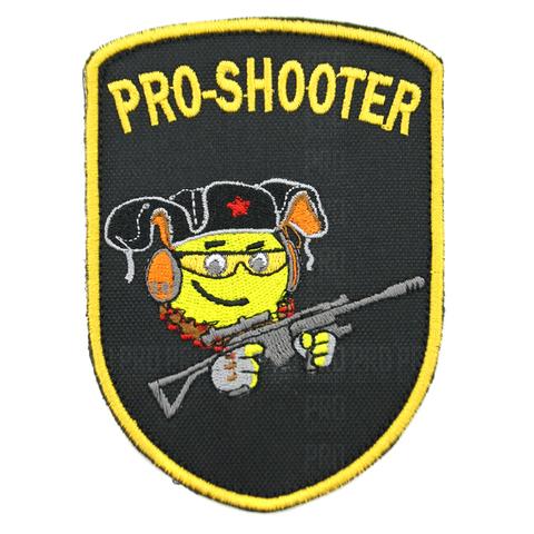 Шеврон Pro-Shooter