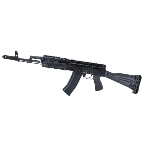 Затыльник на рамочный приклад АК на оружии с пластиковым прикладом