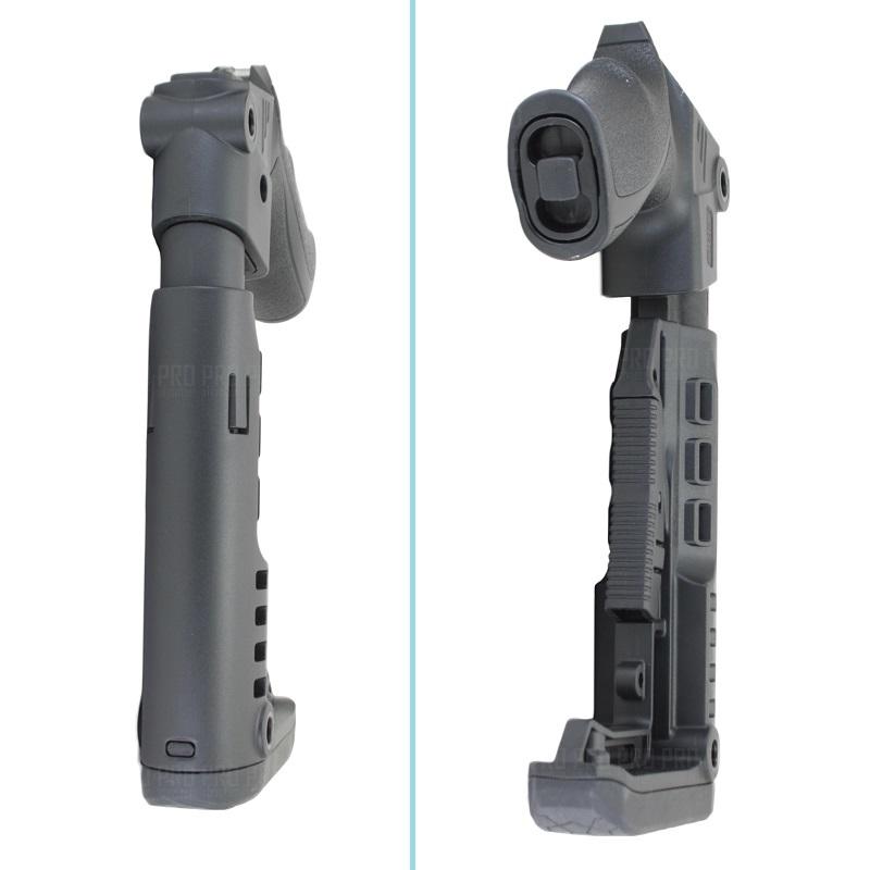 Телескопический приклад Бекас 12, 16, DLG Tactical