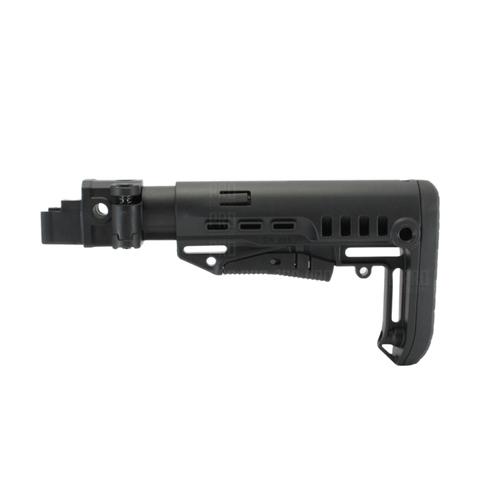 Складной телескопический приклад АК-74, DLG Tactical