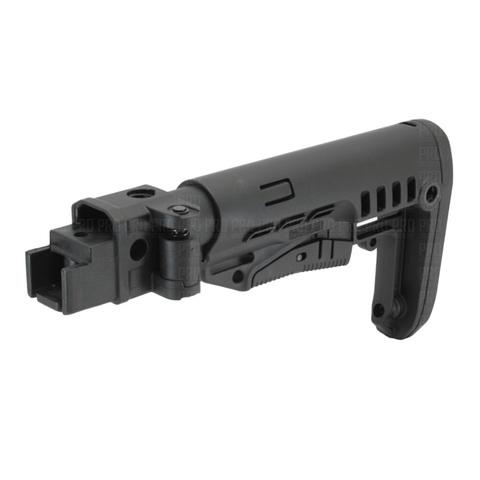 Складной приклад АК-74, DLG Tactical