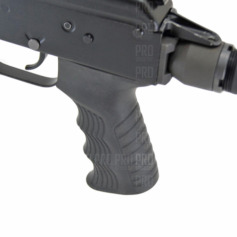 Прорезиненная рукоятка на АК, DLG Tactical