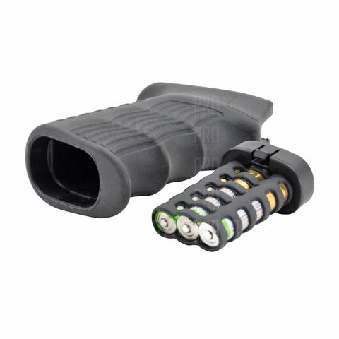 Отсек для хранения батареек в рукоятке для АК, DLG Tactical