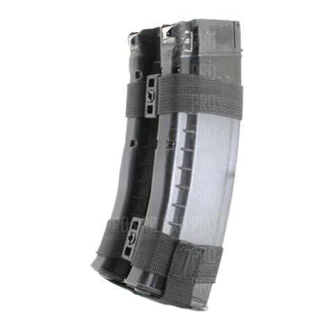 Стяжка из стропы и полимерной вставки для магазинов 5.56x45 / 7.62x39.