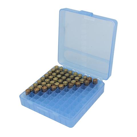 Коробка для патронов 9 мм на 100 штук, Калибр