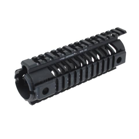 Тактический квадрейл для карабинов AR-15 в компановке M4 Carbine.