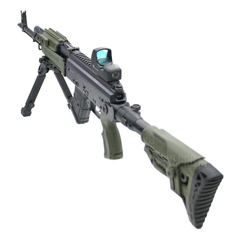 Прицел Пилад р1х42 на оружии