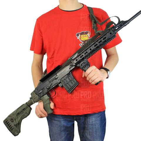 Ремень Долг М3 с винтовкой СВД