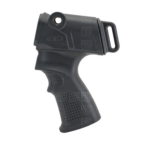 Рукоятка на Remington с заглушкой под ремень, DLG Tactical