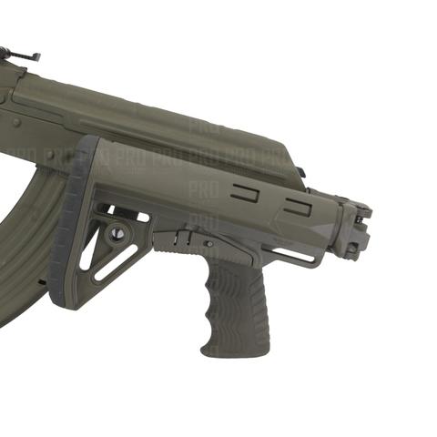 Складная труба для приклада автомата Калашникова, DLG Tactical