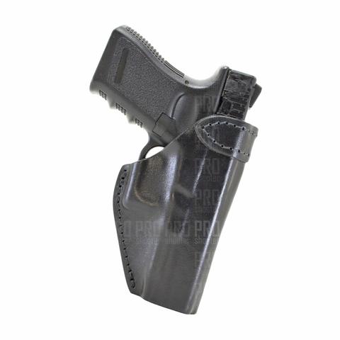 Кобура для Glock 19 поясная, Стич Профи, модель №7