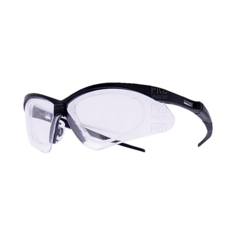 Стрелковые очки с диоптрической вставкой PMXTREME, прозрачные