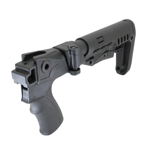 Складной приклад на Сайгу 20, DLG Tactical