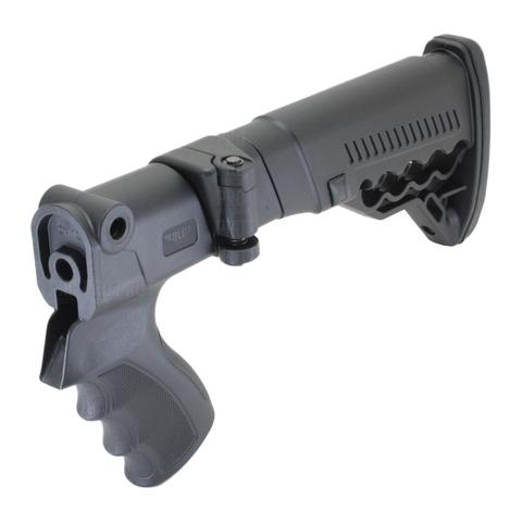 Складной приклад МР-153, -133, DLG Tactical
