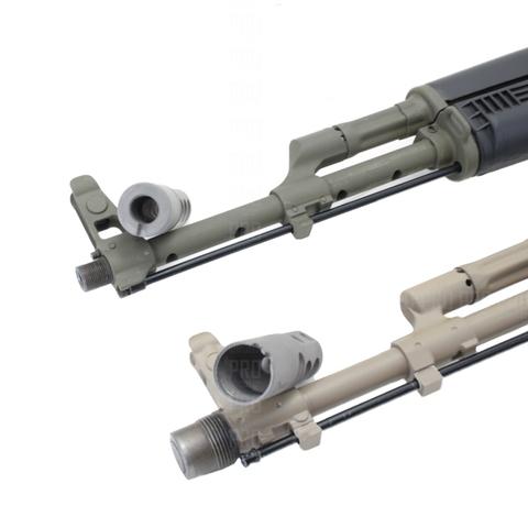 Титановый ДТК для калибра 5,45 и 7,62 от Вектор 7,62