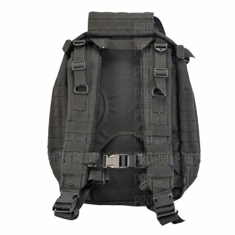 """Спинка рюкзака """"Кипиш"""", цвет черный, Stich Profi"""