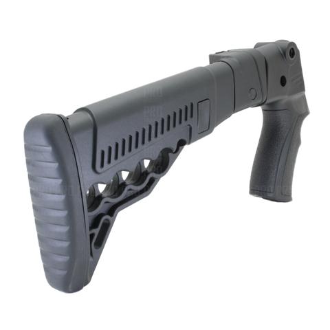 Складной приклад на Бекас, DLG Tactical