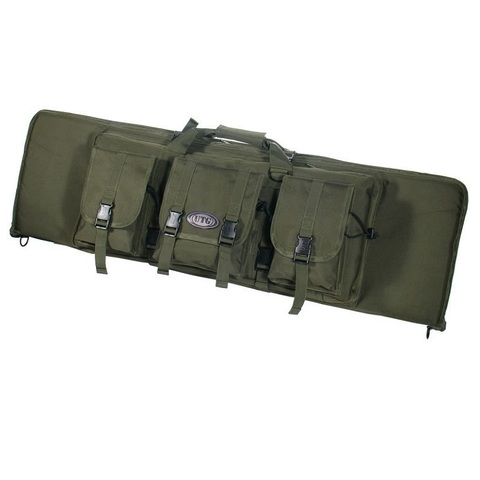 Тактический чехол-рюкзак для оружия Leapers UTG, 107 см, зеленый
