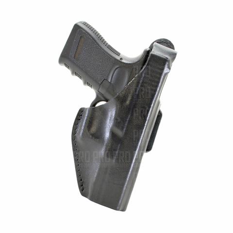 Кобура для Glock 19 поясная, Стич Профи, модель №8