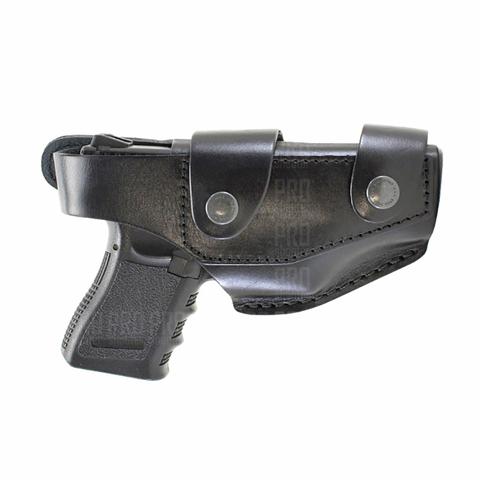 Кобура ТРАССА для Glock 19, Стич Профи, модель №9