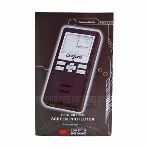 Защитная пленка для экрана CED 7000, Double Alpha
