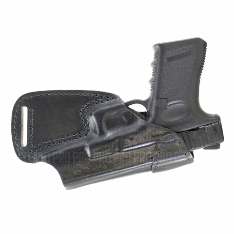 Кобура для Glock 19 поясная, Стич Профи, модель №10