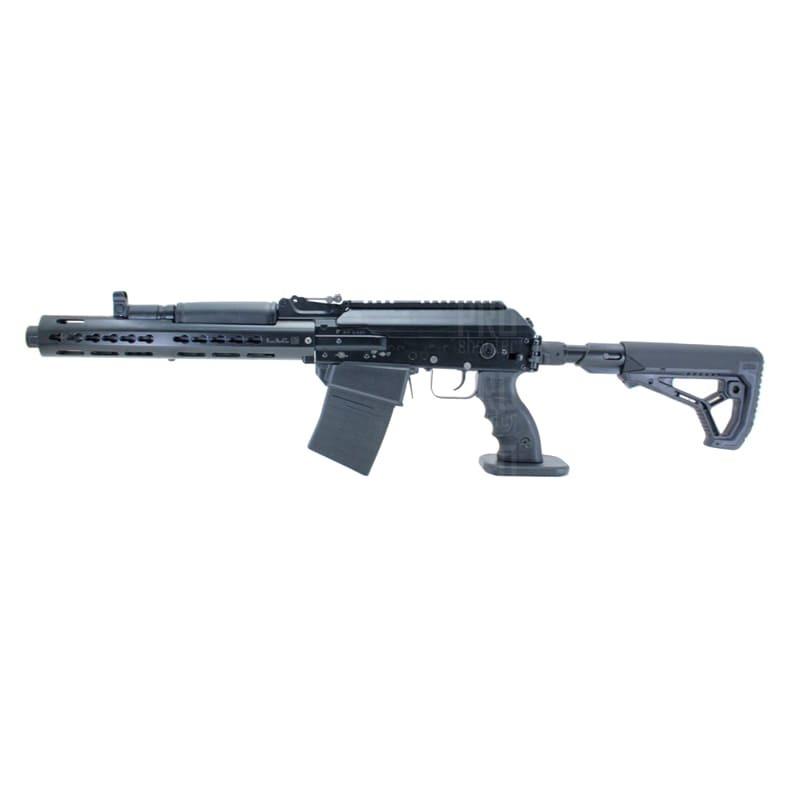 Складной приклад на ВПО-205, Fab Defense
