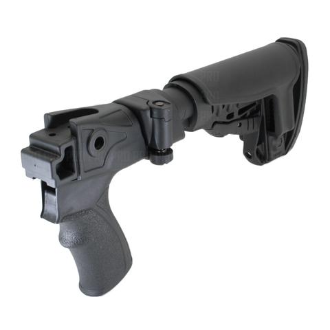 Складной приклад на Сайгу 12, DLG Tactical