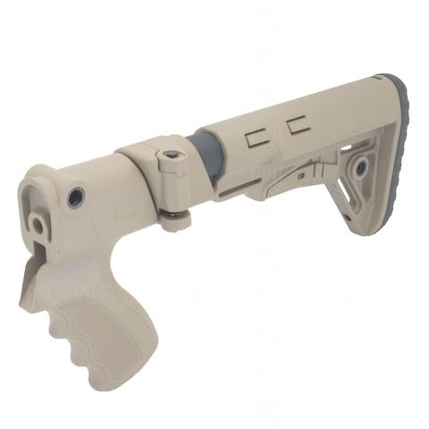Приклад МР-133 пластик, DLG Tactical