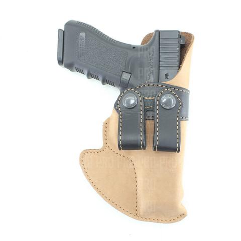 Кобура для Glock 17 скрытого ношения, Стич Профи, модель №13