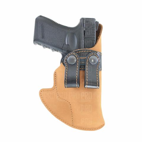 Кобура для Glock 19 скрытого ношения, Стич Профи, модель №13