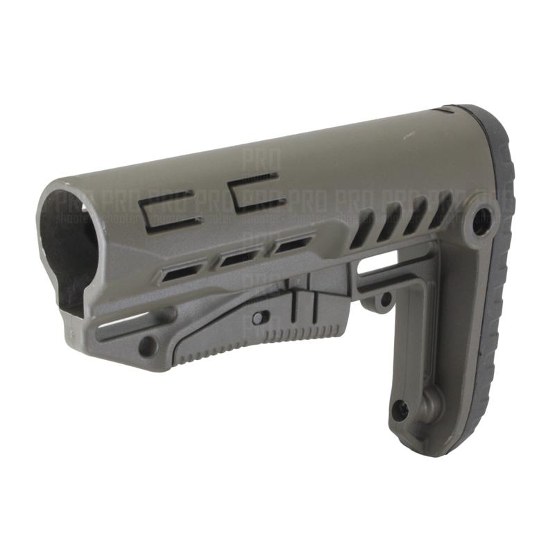 Телескопический приклад TBS Compact, DLG Tactical